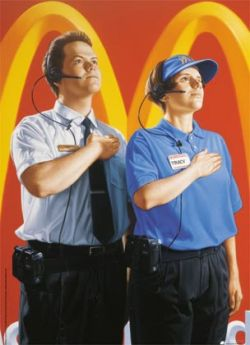 """Престарелая пара 17 лет заказывает в McDonald\""""s одно и то же блюдо"""
