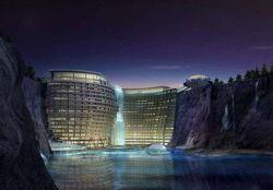 Рядом с Шанхаем будет построен отель-аттракцион