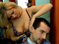 Необычная парикмахерская (фото)
