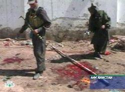 Террорист взорвал афганского чиновника вместе с тремя детьми