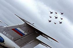 Авиасалон в Жуковском набивает себе мировую цену