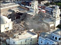 Перу: в разрушенной церкви найдены 127 тел