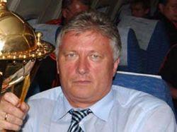 Скончался футбольный тренер Виктор Прокопенко