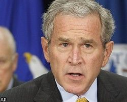Джордж Буш рассказал о неудачах в Ираке