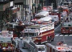 При тушении нью-йоркского небоскреба погибли двое пожарных