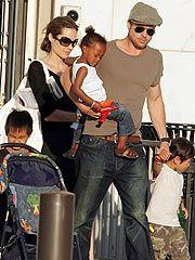 У Джоли и Питта все хорошо