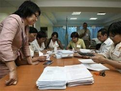 """Казахская оппозиция объявила о \""""полнейшей профанации\"""" выборов"""
