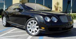В Москве у безработной угнали Bentley Continental