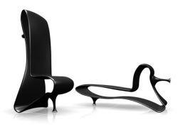 Кресло, которое стоит переворачивать
