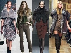 Мода проводит