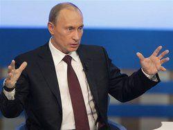 Как вы оцениваете деятельность Путина?