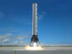 США: любители запустили ракету в космос