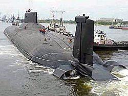 Россия к 2020 году намерена обзавестись десятью ракетными стратегическими атомными подводными лодками проекта 955...