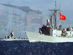 Турция усиливает присутствие в Восточном Средиземноморье