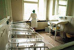 Родильные дома в России становятся зоной повышенного риска