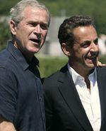 ЕС не по душе сближение Саркози и Буша