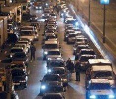 Пробки обходятся Германии в 20 миллиардов евро ежегодно