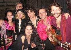 Мадонна отпраздновала свой день рождения с цыганами из России