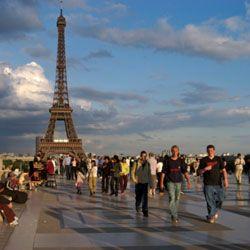 Парижане сделали экскурсии для туристов бесплатными