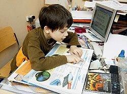 Интерактивные учебные классы и виртуальные дневники становятся реальностью