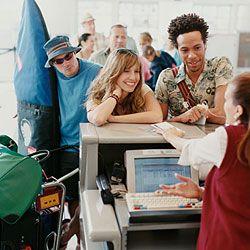 Регистрации на рейс в аэропорту можно избежать