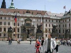 В Чехии из-за наводнения появились новые курорты