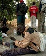 США разоряют негров под видом продовольственной помощи странам Африки