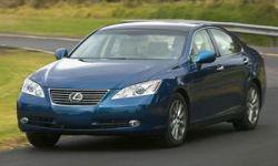 Lexus может отозвать 100 000 седанов ES 350