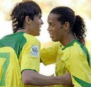 Обмен Роналдиньо и Кака сорвался!