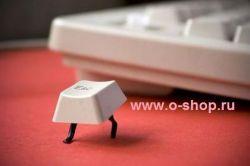 YES - блуждающая клавиша ... или кнопка которая гуляет сама по себе