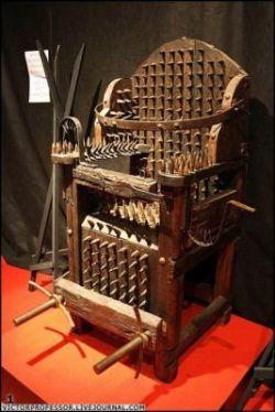 Оружие инквизиции (фото)