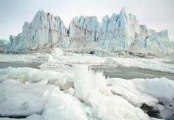 В Гренландии будут получать из айсбергов пресную воду