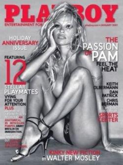 Памела Андерсон в Playboy (фото)