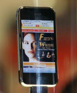 Популярность iPhone в бизнес среде растет