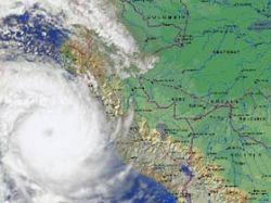 """Растет число жертв тайфуна \""""Сепат\"""" в Китае"""