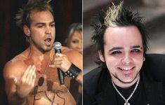 Причёски альтенативщиков и рокеров (фото)