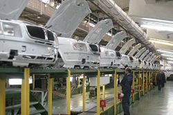 Впереди волна забастовок на заводах автопрома