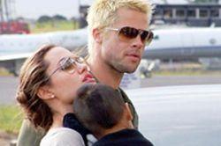 Брэду Питу и Анджелине Джоли, кажется, хватит детей