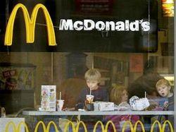 McDonald\'s вложит 800 миллионов долларов в развитие сети в Европе