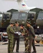 Войска РФ готовятся к броску в Среднюю Азию