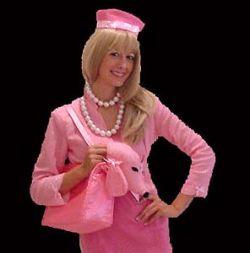 Женщины действительно предпочитают розовый цвет