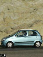 Мини-автомобили вдвое опаснее внедорожников