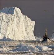 В этом году прогнозируется рекордное таяние паковых льдов