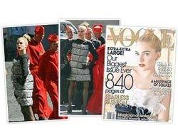 Американский Vogue отдал 727 страниц под рекламу