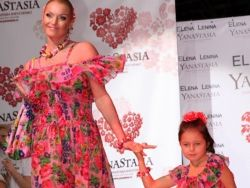 Дочка Волочковой стала моделью