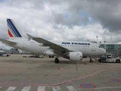 Эр Франс совершила первый рейс на биотопливе
