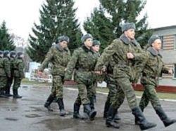 Денежное довольствие военнослужащих повышено в 3 раза