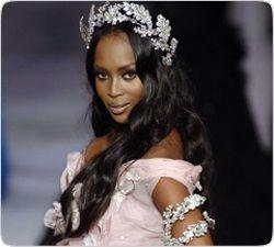 Наоми Кэмпбелл открывает агентство для чернокожих моделей