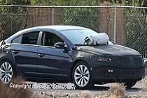 Новый Volkswagen Passat купе стал более спортивным