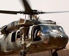 """В Ираке рухнул \""""Черный ястреб\"""": погибли 14 американцев"""